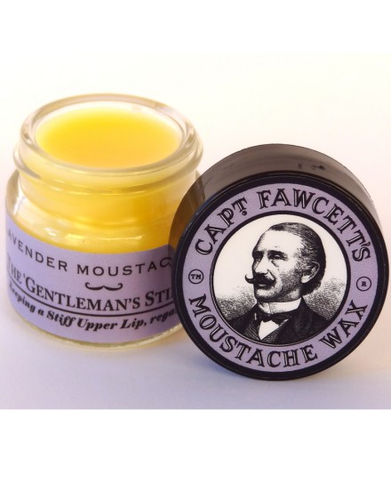 Cera Bigote Lavanda Captain Fawcett 15 ml