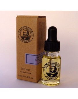 Aceite Barba Captain Fawcett 10 ml.