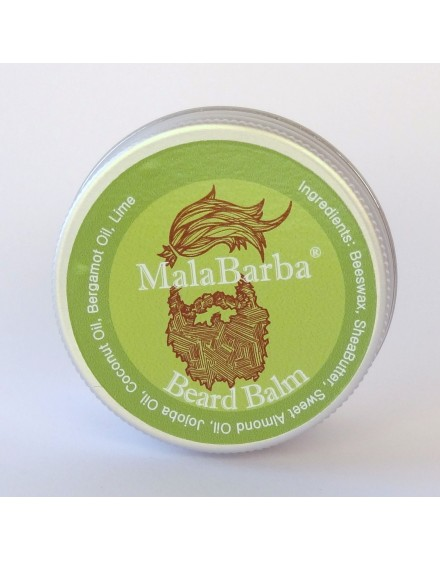 Balsamo Barba Bergamota MalaBarba 30 ml