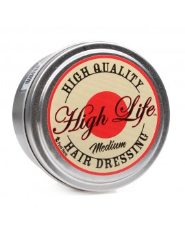 Pomada High Life Medium Hold, 100 grs.